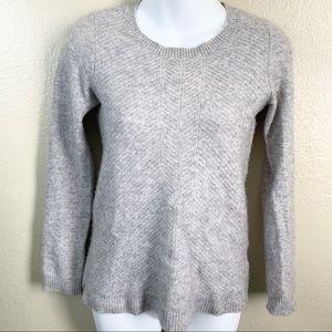 Charter Club 100% Cashmere Luxury Gray Sweater XS